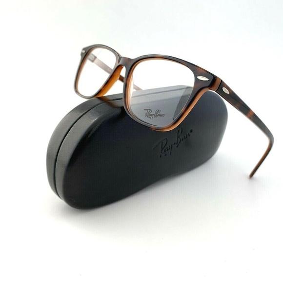 New Ray-Ban Frames Tortoise Unisex Acetate RB7119